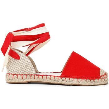 Chaussures Femme Espadrilles Café Noir C1FA9320 ROSSO