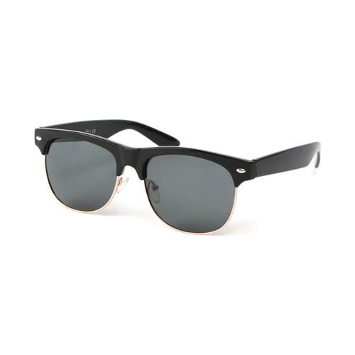 Montres & Bijoux Lunettes de soleil Eye Wear Lunettes Polarisante Call Me avec monture Noire Noir