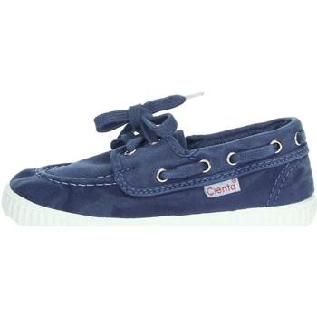 Chaussures Garçon Mocassins Cienta 72777 Bleu