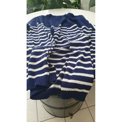 Vêtements Femme Gilets / Cardigans Little Marcel CARDIGAN LITTLE MARCEL Bleu