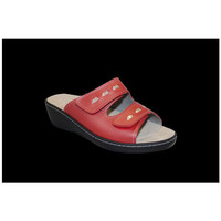 Chaussures Femme Mules Anatonic 788 Rouge