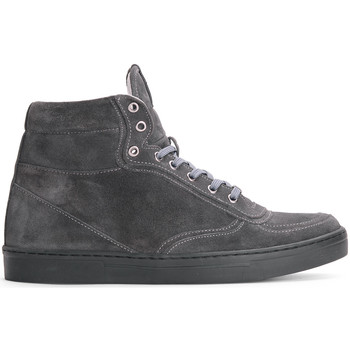 Chaussures Homme Baskets montantes John Galliano  Gris