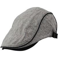 Accessoires textile Homme Casquettes Chapeau-Tendance Casquette chinée IWAN Marron
