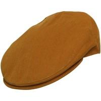 Accessoires textile Homme Casquettes Chapeau-Tendance Casquette plate ITALIE T60 Moutarde