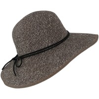 Accessoires textile Femme Chapeaux Chapeau-Tendance Chapeau cloche chiné BLANDICE Marron