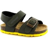 Chaussures Enfant Sandales et Nu-pieds Grunland GRU-E21-SB0231-OG Verde