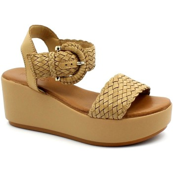 Chaussures Femme Sandales et Nu-pieds Inuovo INU-E21-123035-SC Beige