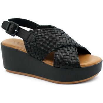 Chaussures Femme Sandales et Nu-pieds Inuovo INU-E21-123067-BL Nero