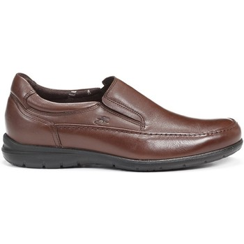 Chaussures Homme Mocassins Fluchos 8499 LUCA AVE MOCCASIN HOMME CHÂTAIN