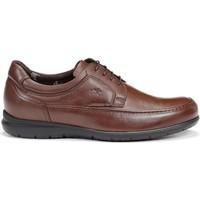 Chaussures Homme Derbies Fluchos 8498 LUCA AVE CHÂTAIN