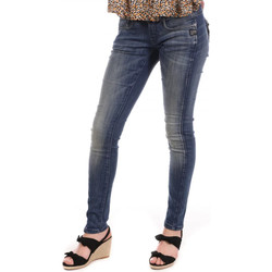 Vêtements Femme Jeans skinny G-Star Raw 60537-6252 Bleu