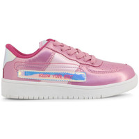 Chaussures Fille Baskets basses Shone - 17122-020 Rose