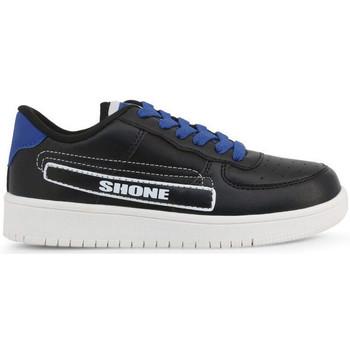 Chaussures Garçon Baskets basses Shone - 17122-019 Noir