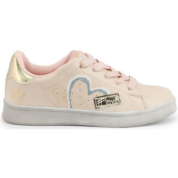 Chaussures Fille Baskets basses Shone - 15012-125 Rose