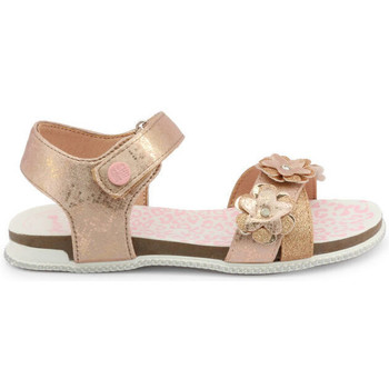 Chaussures Fille Sandales et Nu-pieds Shone - l6133-036 Rose