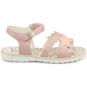 Chaussures Fille Sandales et Nu-pieds Shone - 8233-015 Rose