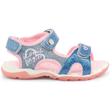 Chaussures Fille Sandales et Nu-pieds Shone - 6015-031 Bleu