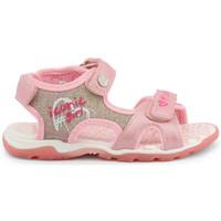 Chaussures Fille Sandales et Nu-pieds Shone - 6015-031 Rose