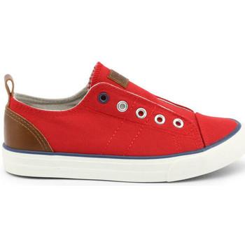 Chaussures Enfant Baskets basses Shone - 290-001 Rouge