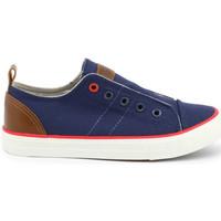 Chaussures Garçon Baskets basses Shone - 290-001 Bleu