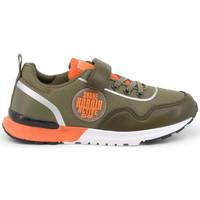 Chaussures Garçon Baskets basses Shone - e9015-007 Vert