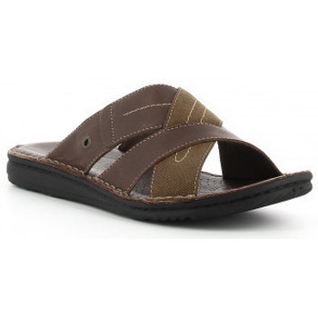 Chaussures Homme Mules Walk & Fly 2307-29260 Marron