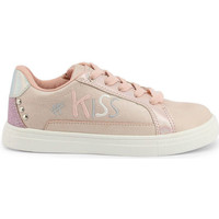 Chaussures Fille Baskets basses Shone - 19058-007 Rose