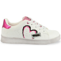 Chaussures Fille Baskets basses Shone - 15012-125 Blanc