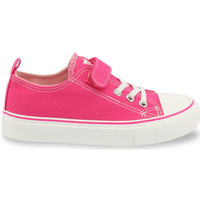 Chaussures Fille Baskets basses Shone - 291-002 Rose