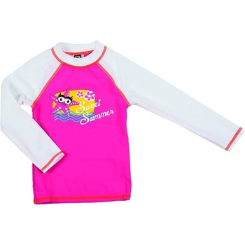 Vêtements Fille Maillots de bain 2 pièces Arena Water Tribe Kids Girl Manches Longues Anti UV 6-7 ans Rose