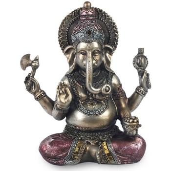 Maison & Déco Statuettes et figurines Signes Grimalt Ganesh Gris