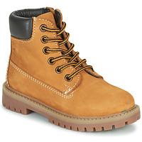 Chaussures Enfant Boots Citrouille et Compagnie PACITO Camel