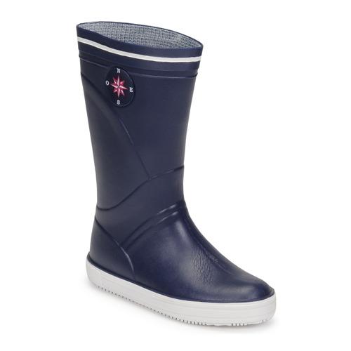 Chaussures Enfant Bottes de pluie Citrouille et Compagnie PRADS Marine