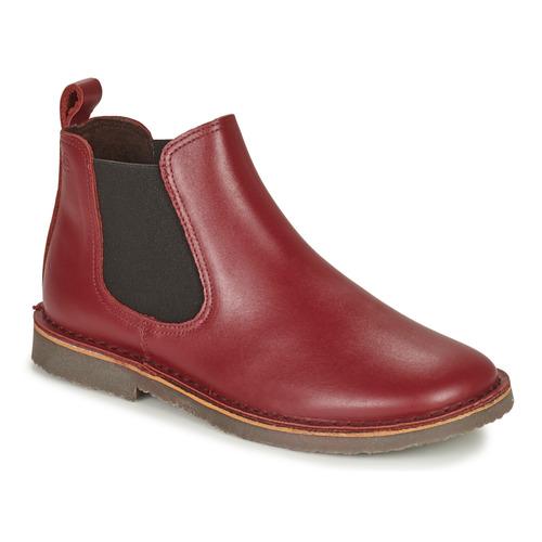 Chaussures Enfant Boots Citrouille et Compagnie HOVETTE Bordeaux