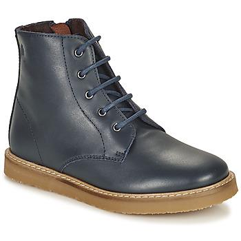 Chaussures Enfant Boots Citrouille et Compagnie HATINE Marine