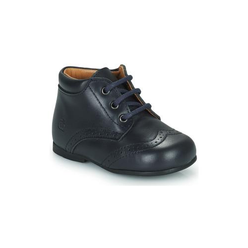 Chaussures Enfant Boots Citrouille et Compagnie PAULO Marine
