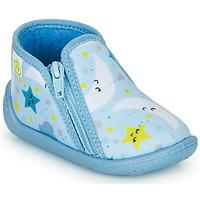 Chaussures Enfant Chaussons Citrouille et Compagnie PAVIOLI Ciel