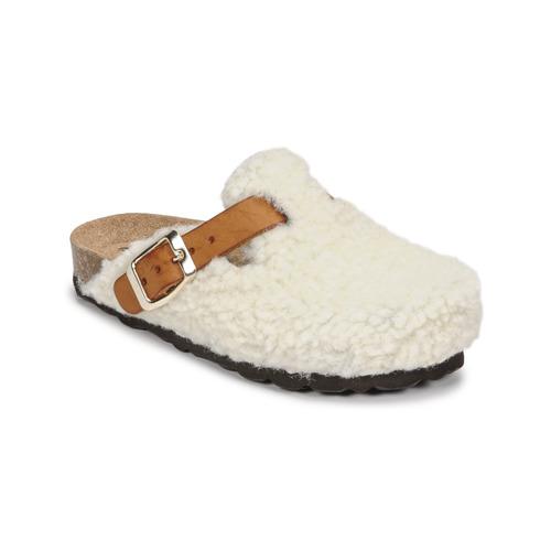 Chaussures Enfant Chaussons Citrouille et Compagnie PIWONA Beige