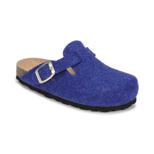 Chaussures Garçon Chaussons Citrouille et Compagnie POIWANA Bleu
