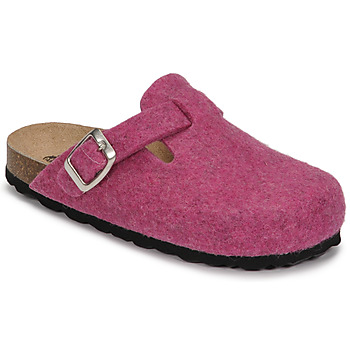 Chaussures Fille Chaussons Citrouille et Compagnie POIWANA Rose