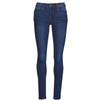 Vêtements Femme Jeans slim Noisy May NMJEN Bleu foncé
