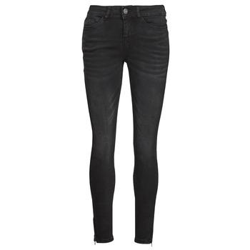 Vêtements Femme Jeans slim Noisy May NMKIMMY Noir