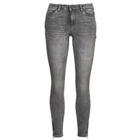 Vêtements Femme Jeans slim Noisy May NMKIMMY Gris