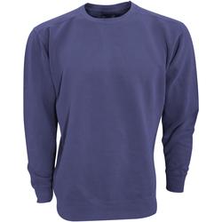 Vêtements Sweats Comfort Colors CC1566 Bleu nuit