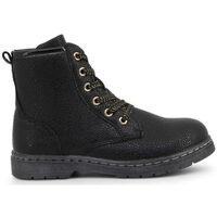 Chaussures Enfant Boots Shone - 3382-042 Noir