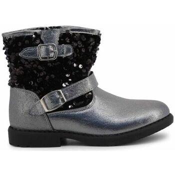 Chaussures Enfant Boots Shone - 234-021 Gris