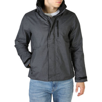 Vêtements Homme Coupes vent Superdry - M5010174A Gris