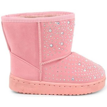 Chaussures Fille Bottes de neige Shone - 198 Rose