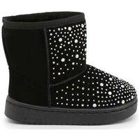 Chaussures Fille Bottes de neige Shone - 198 Noir
