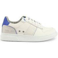 Chaussures Enfant Baskets basses Shone - s8015-013 Blanc